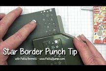 Stampin tips / Tips and hints for stampin / by Bonnie Biggs