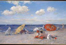 Artist William Merritt Chase