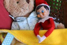 Elf on the Shelf ideas  / by Crystal Fancher