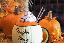 Spot the Pumpkin / Pumpkins Created by the Staff at Pet Food 'N More to be found around the stores.