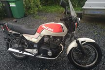 Project Cafe Racer, Suzuki GS450 1983 / My first ever cafe racer project, trying to learn as I go. I don't think it'll be easy, cheap and fast, but I'll do the best I can. And hopefully I can have a test drive next summer.