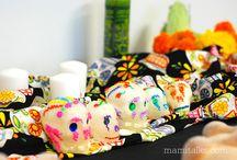 DIA DE LOS MUERTOS / by Beautiful Paper Crafts