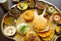 Veg Indian Recipes / I love to cook and eat Indian vegetarian food.. <3