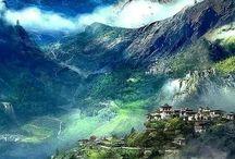 peisaje munte