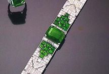 Emerald Braclet