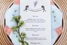 Wedding reception / by Debbie Allen