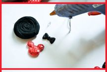 DIY HAIRBOWS / by Sue Whetsel