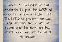 Psalms, Prayers and Faith