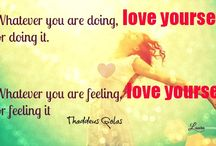 Inspirational Quotes about Self-Love and Self-Acceptance