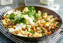 FOOD - Herzhafte Gerichte / Herzhafte Gerichte für Mittags und Abends. Schnell, gesund und lecker!