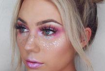 Creamfields Makeup