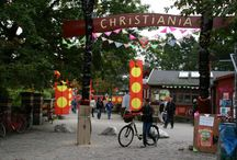 Copenhagen, Denmark: Christiania  / Freetown, wish someday I could live in this place / by kelly tjuarsa