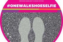 OneWalk Shoe Selfie / One Walk Shoe Selfie