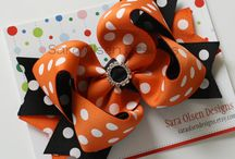 hair bows / by Shannon New