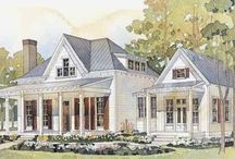 Coastal Farmhouse / You can have a farmhouse and a coastal style all in one.  This is where I'm going with my home decor.