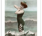 Vintage Bathing Suits / by Mel S