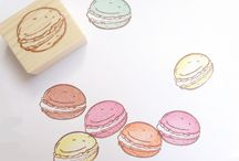 Stamping / Stamps and their uses in different crafts