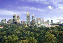 Our City - Atlanta / by Allie Awards