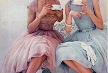 High Tea - Floral!