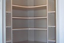 Closet renovation / by Natasha Peterson