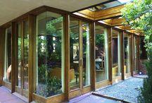 Frank Lloyd Wright Usonian Style / Frank Lloyd Wright