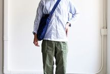 アウトドアファッション