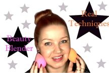 Beauty Blender vs. Real Techniques