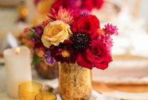 Autumn Weddings / Wedding ideas for the fall weddings