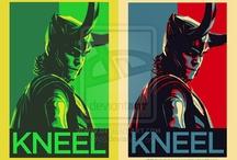The Avengers! / by Mindy Schmitt
