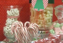 Candy Buffets Ideas / by Telicia Smith