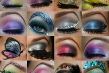 Make up! ;) / I love make up!