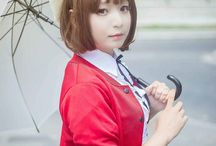 Megumi Kato Cosplay