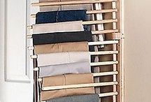 Scarf / Tichel Storage / Ideas for storing pashminas and lightweight scarves used for hair covering