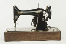Sewing Machines and equipment / Information about Sewing machines and supplies, old and new.