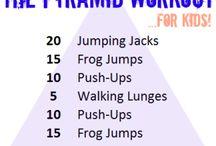 Fun fitness for children