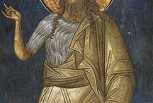 Old Byzantine Icons