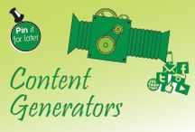 Content Generators