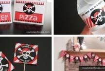 Pirate Party / by Ann Randolph