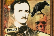 He was Poe ༺♥༻ / Art and everything else about or inspired by Edgar Allen Poe / by Jill Ness