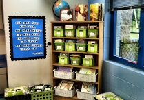 Classroom Organization / Reading Corner