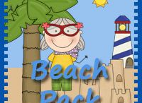beach preschool / by Jennifer Meizen