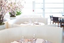 Beautiful Spaces- Restaurants