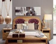 TÊTES DE LIT EN BOIS / Des idées pour la décoration des chambres avec têtes de lit en bois