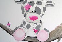 Pink Nose Friends