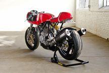 customized Ducati