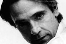 Actor - Jeremy Irons / by Nicola Young