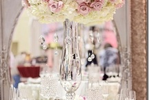 Table Centres / Wedding table centres