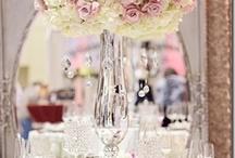 Table Centres / Wedding table centres