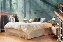Pomysły - sypialnia