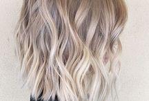 Bayalage blonde